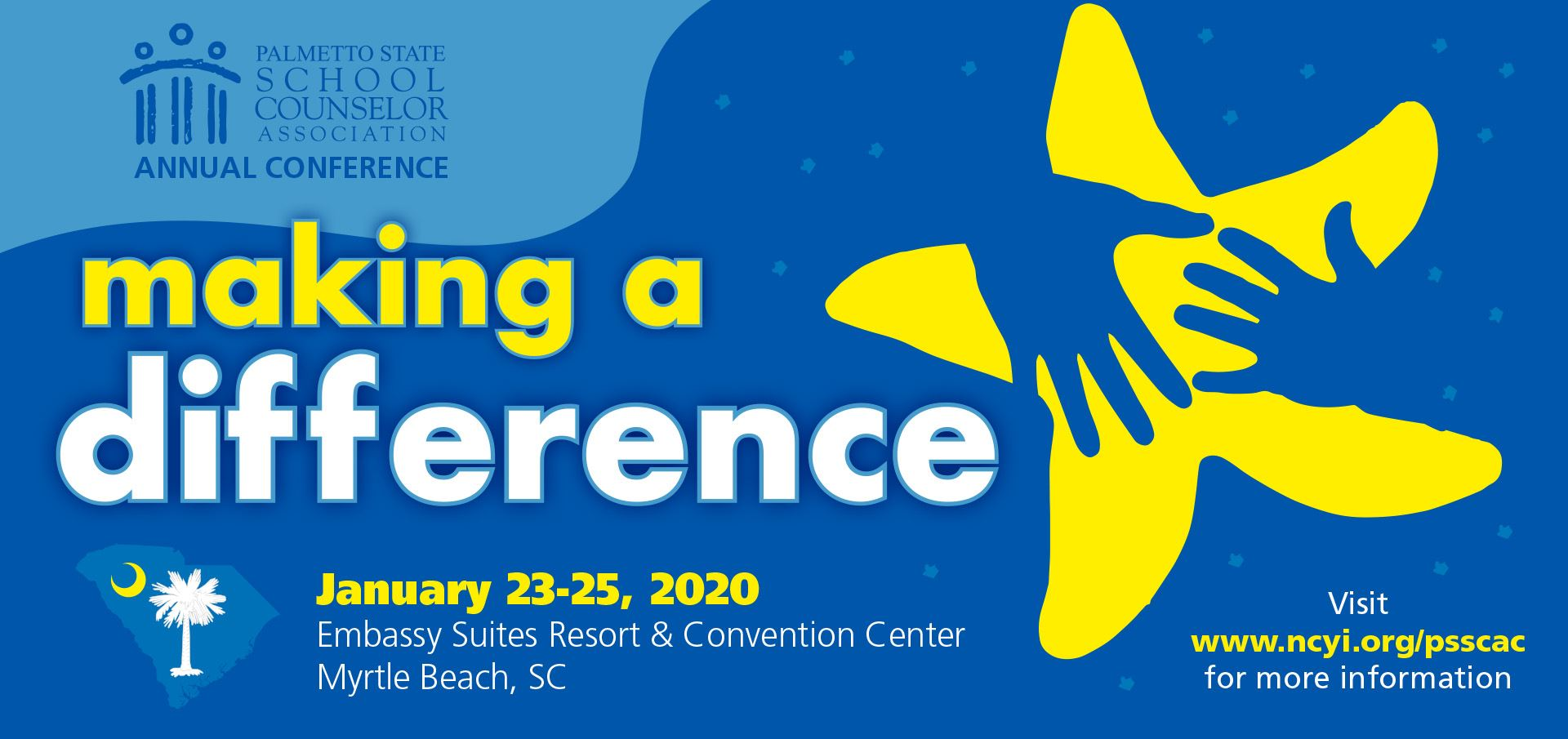 Palmetto State School Counselor Association - Conferences